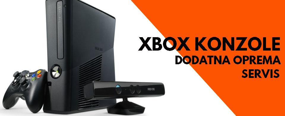 XBOX Konzole